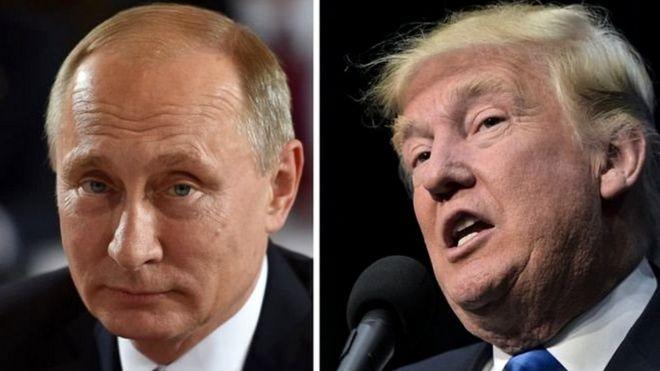 Trump Putinlə telefonla danışacaq