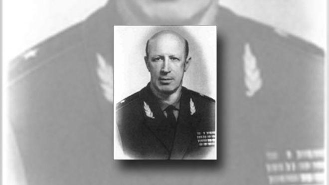 Spy, Drozdov