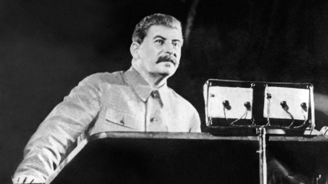 Сталин в 1937 году