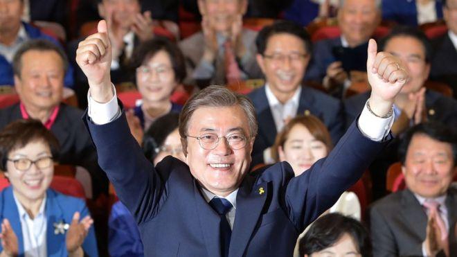 Luật sư nhân quyền gốc Bắc 'làm tổng thống Nam Hàn'