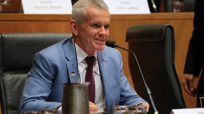 Australian One Nation Senator In UK Citizenship Row