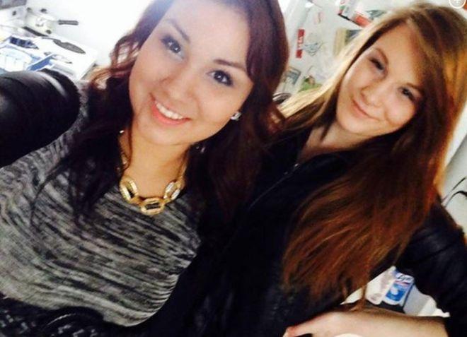 La increíble historia del selfie en Facebook que delató a una mujer como asesina de su mejor amiga
