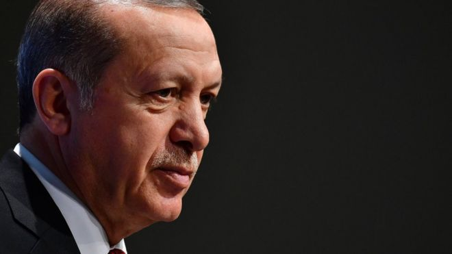 Qətər böhranı: Prezident Erdoğan Körfəz mübahisəsinin bitməsini tələb edib