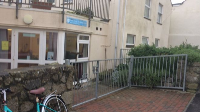 Clinton House St Austell Image Caption The Care Homes