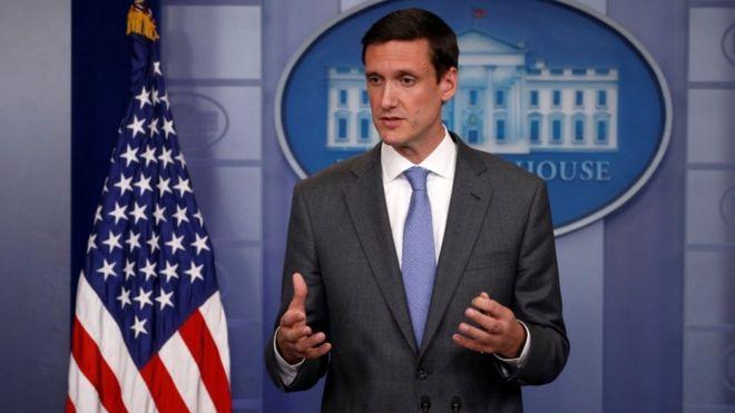 白宫国土安全顾问汤姆斯.博塞特