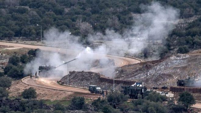 پیشنهاد همکاری آمریکا برای رفع نگرانی ترکیه در شمال سوریه