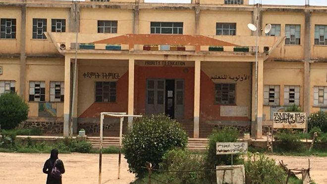 Diae Al Islam School in Asmara, Eritrea