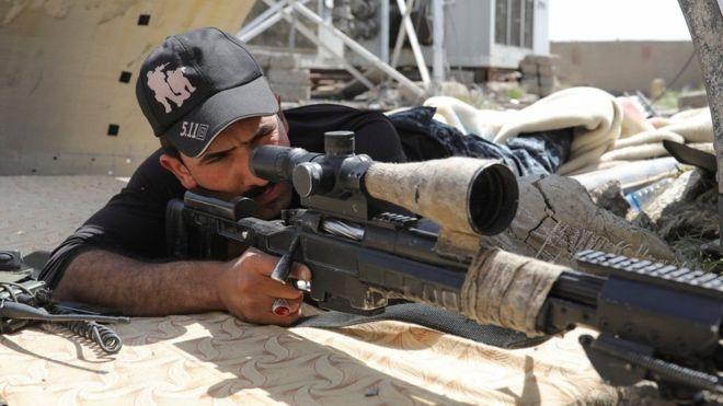 狙击手(资料图片)