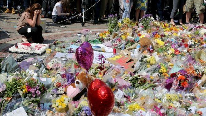 در حمله منچستر ۲۲ نفر کشته شدند.