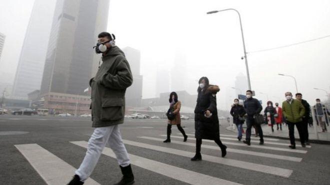 هوای آلوده پکن چطور 'بهتر' شد؟ لی ژنگ