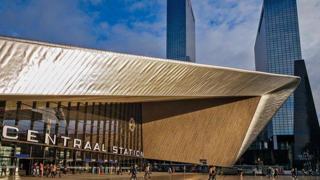 La ciudad holandesa que se convirtió en el lugar de experimentación arquitectónica