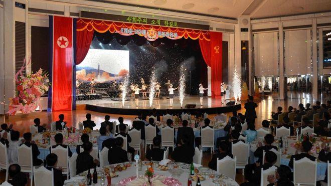 Tiệc Bắc Hàn