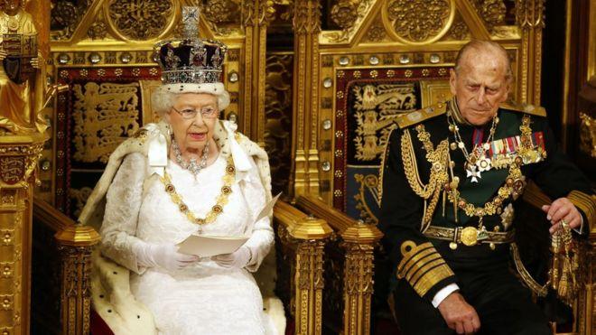 Тронную речь королевы в 2018 году отменили из-за «брекзита»