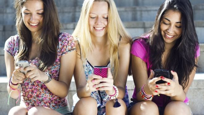 Is Europe going to restrict teens from using Facebook? - BBC News