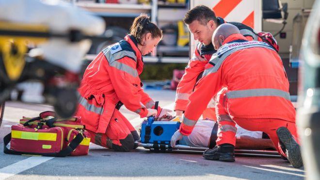England: Paramedics Can Prescribe Medicines. Getty Images