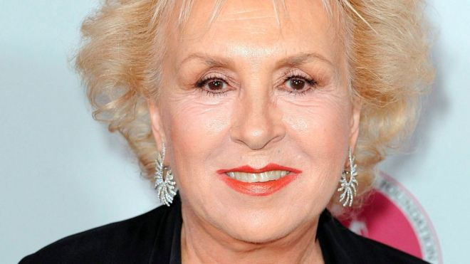 doris roberts young