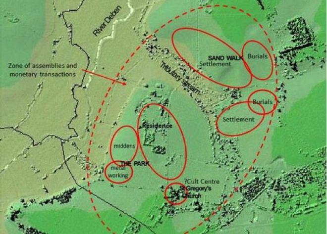 Lidar map
