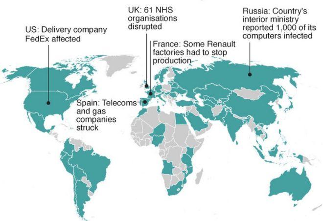 WannaCry Domain Cyber Security