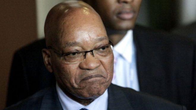 Zuma sera poursuivi pour corruption.