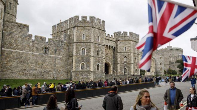 Image result for royal wedding windsor