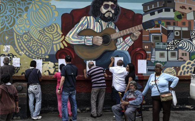رئیس جمهور ونزوئلا مخالفان را از انتخابات منع کرد