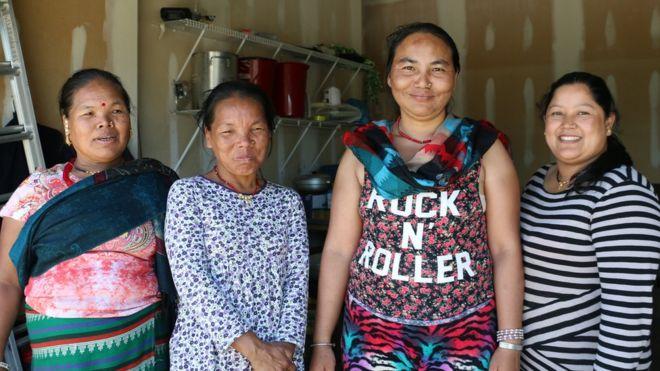 पुनर्स्थापित भुटानी शरणार्थी