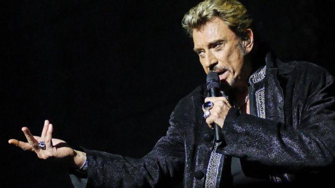 Помер відомий французький рок-співак