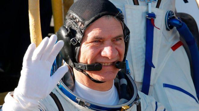 60 yaşındaki İtalyan astronotun rekor uzay yolculuğu