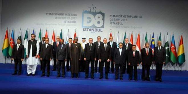 Necmettin Erbakan'ın fikir babası olduğu D-8 nedir? (21 Ekim)