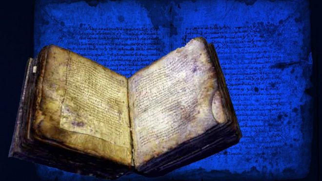 El palimpsesto de Arquímedes