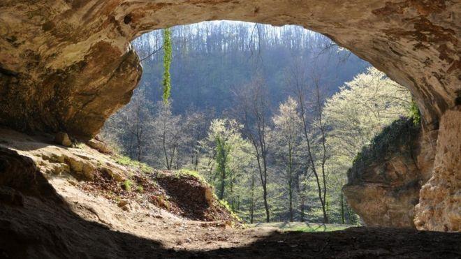 Vindija Cave, Croatia