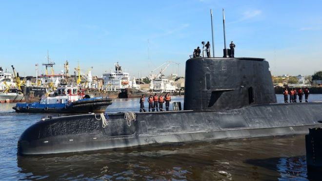 O que acontece quando desaparece um submarino como o argentino 'ARA San Juan'
