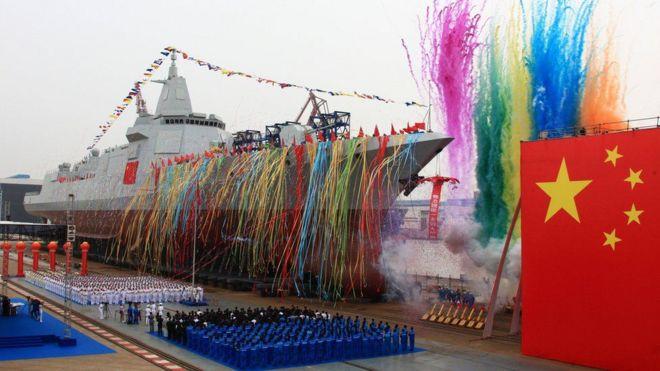 Khu trục hạm TQ