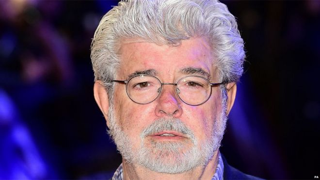 george lucas height