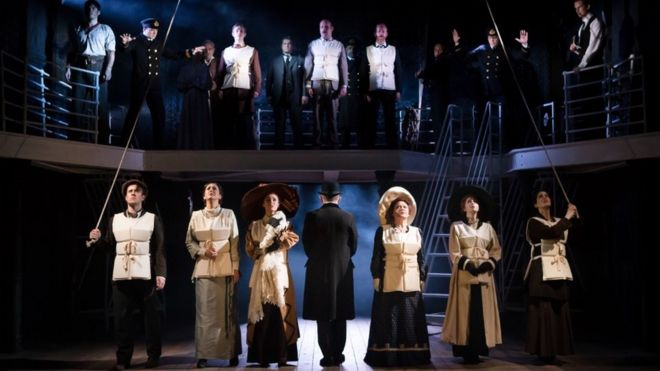Image result for titanic the musical