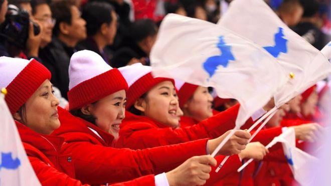 """¿Sirvió el """"espíritu olímpico"""" de los Juegos de PyeongChang para mejorar la relación entre Corea del Norte y del Sur como muchos esperaban?"""