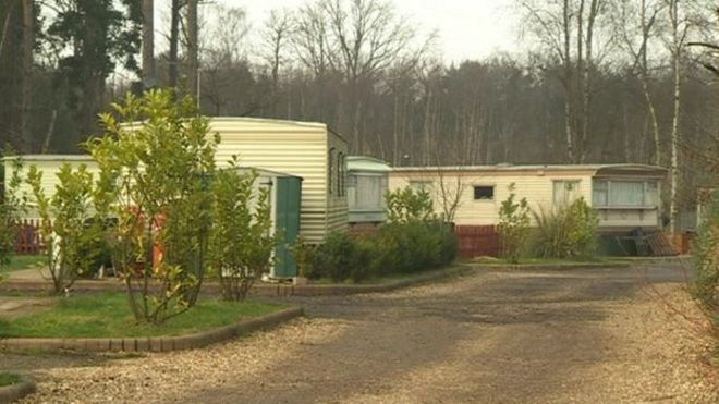 Pineridge Park Homes Unauthorised Caravan Site Must Close