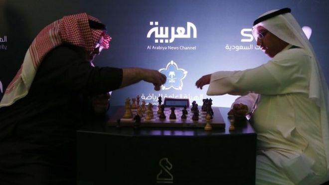 Чмпионат мира по быстрым шахматам в Саудовской Аравии проходит на фоне череды сканадалов