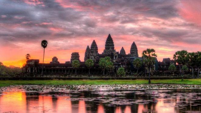 柬埔寨吴哥窟的惊世发现