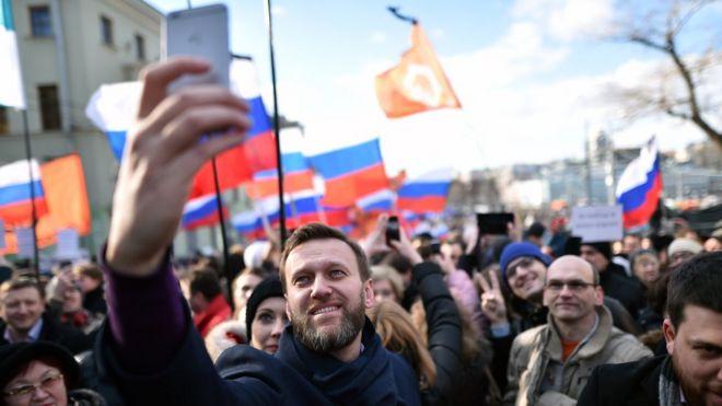 Навальный снова в списке самых влиятельных людей в интернете по версии Time