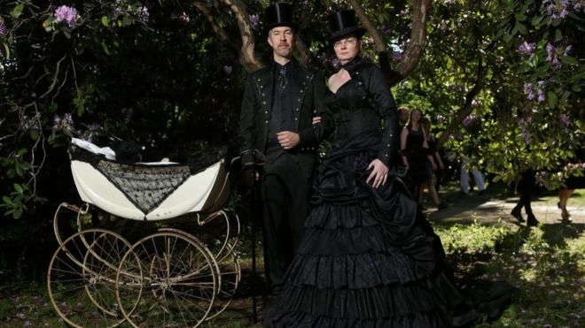 2017 Wave Gothic Gathering Annual Picnic