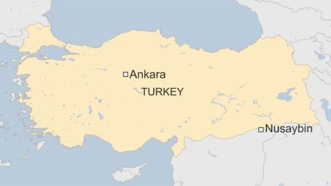 Turkey violence Five soldiers one police dead in Nusaybin bomb