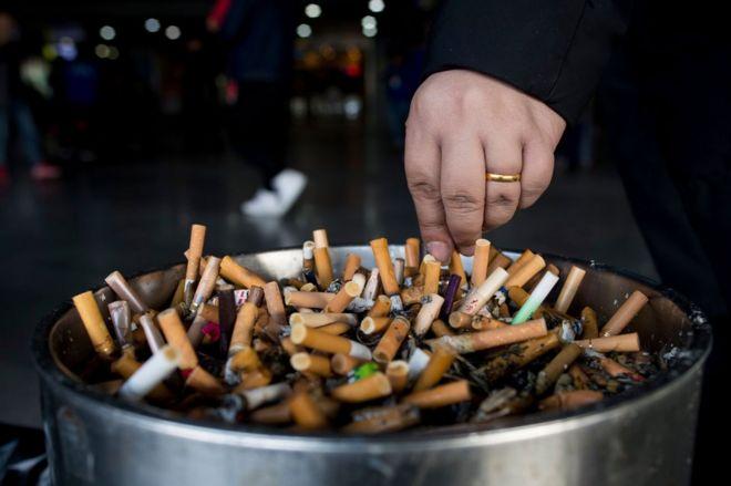 Bir kez dahi sigara içenlerin 'yüzde 69'u kullanıcı oluyor' (11Ocak)