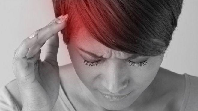 Her yedi kişiden birinde görülen migrende 'antikor' tedavisi ile ilgili görsel sonucu