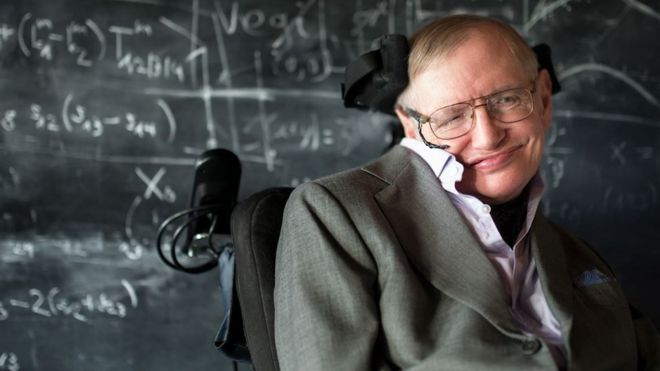 Stephen Hawking Service is Open to Time Travelers