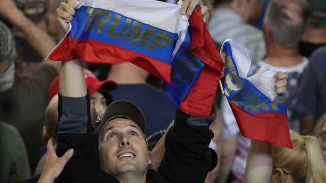 Трамп допускает, что Россия вмешивалась в выборы в США - Цензор.НЕТ 3557