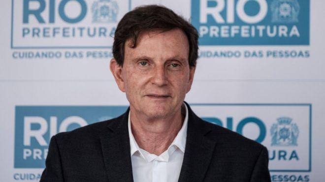 Resultado de imagem para 'Deus abençoe o Rio': há seis meses no cargo, Crivella enfrenta críticas por cortes