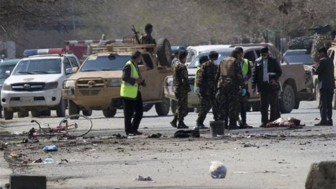 Kabul blast: Death toll rises to 29