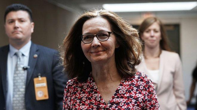 吉娜·哈斯佩爾(Gina Haspel),為美國中情局工作了33年的職業特工。