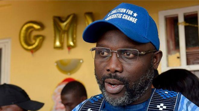 liberia,weah,vote,élections,football,sirleaf,afrique,élections